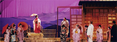 Madama Butterfly at Mercyhurst