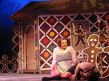 Hansel and Gretel at Mercyhurst