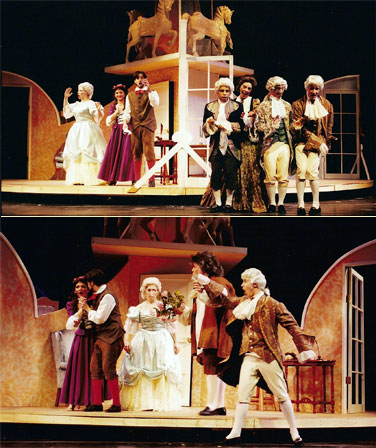 Marriage of Figaro at Mercyhurst